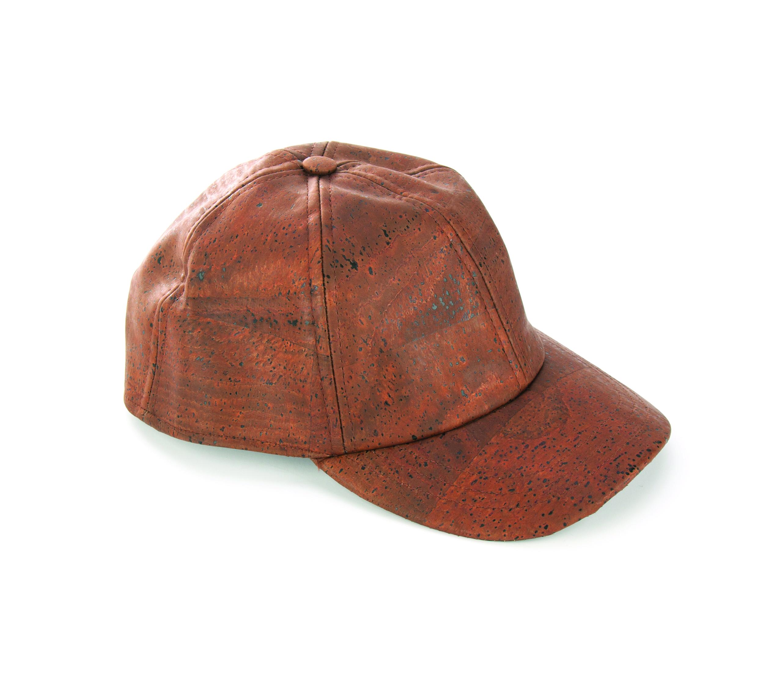 Basecap aus Kork